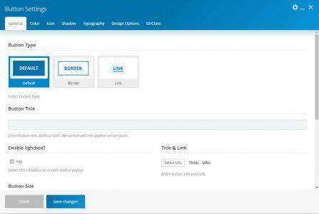 WebGatha Shortcode Button General Setting