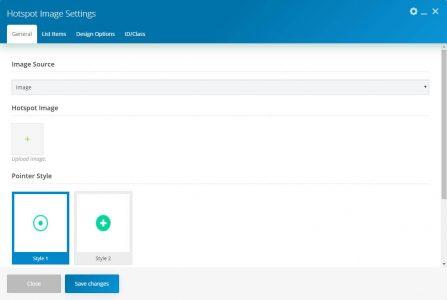 WebGatha Shortcode Hotspot General Setting