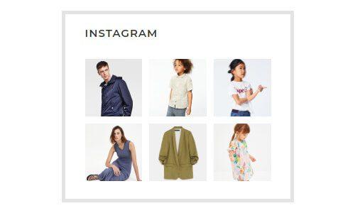 WebGatha Widget Instagram Front